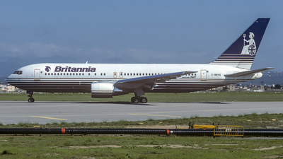 G-BNYS - Boeing 767-204(ER) - Britannia Airways