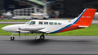 HK-5233 - Cessna 402B - Heligolfo