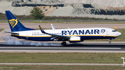 EI-FZS - Boeing 737-8AS - Ryanair