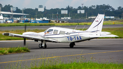 TG-TAA - Piper PA-34-200T Seneca II - TAG Airlines - Transportes Aéreos Guatemaltecos