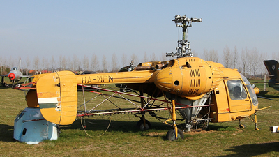 HA-MPN - Kamov Ka-26 Hoodlum - Private