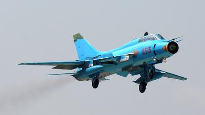 8515 - Sukhoi Su-22UM3K Fitter G - Vietnam - Air Force