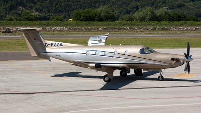 D-FUDA - Pilatus PC-12/47E - Private
