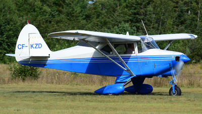 CF-KZD - Piper PA-22-150 Pacer - Private