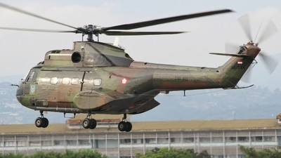 HT-3314 - Aérospatiale SA 330J Puma - Indonesia - Air Force