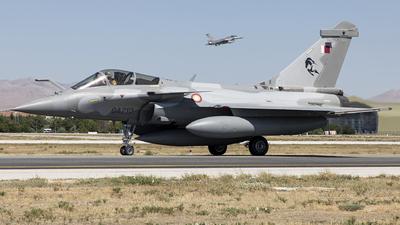 QA210 - Dassault Rafale EQ - Qatar - Air Force