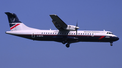 G-BVTK - ATR 72-202 - British Airways (CitiExpress)