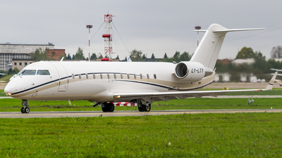 LY-LTY - Bombardier CL-600-2B19 Challenger 850 - Private