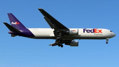 A picture of N125FE - Boeing 7673S2F(ER) - FedEx - © Andriy Yegorov