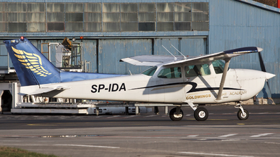 SP-IDA - Cessna 172 Skyhawk - Goldwings Flight Academy