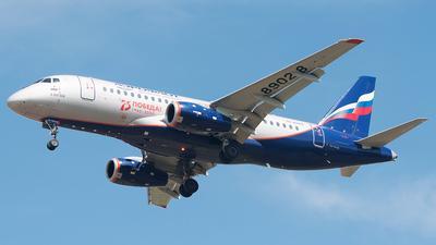 A picture of RA89028 - Sukhoi Superjet 10095B - Aeroflot - © Alexey Prokhorov