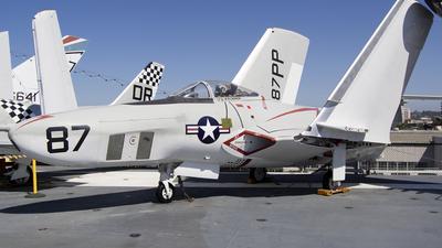 141702 - Grumman F9F-8P Cougar - United States - US Navy (USN)