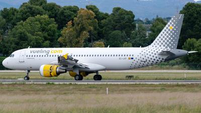 A picture of ECLOP - Airbus A320214 - Vueling - © Fabrizio Spicuglia