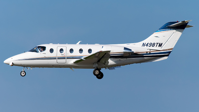 N498TM - Raytheon Hawker 400XP - Private