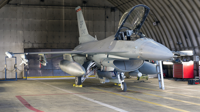 91-0340 - Lockheed Martin F-16C Fighting Falcon - United States - US Air Force (USAF)