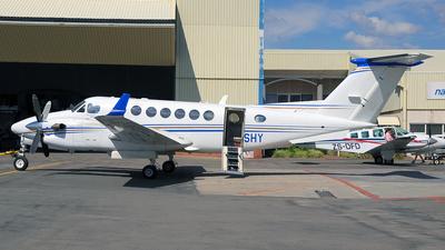 ZS-SHY - Beechcraft B300 King Air 350 - National Airways Corporation (NAC)