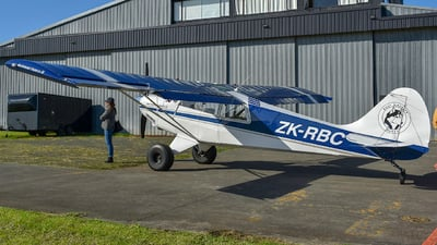 ZK-RBC - Aviat A-1B Husky - Private