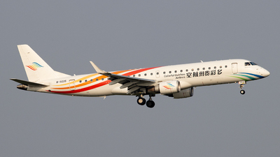 B-3225 - Embraer 190-100LR - Colorful Guizhou Airlines