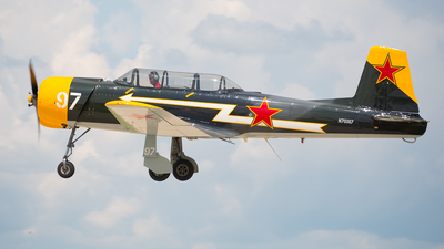 N78167 - Nanchang CJ-6 - Private