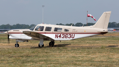 N4363U - Piper PA-32R-301T Turbo Saratoga SP - Private