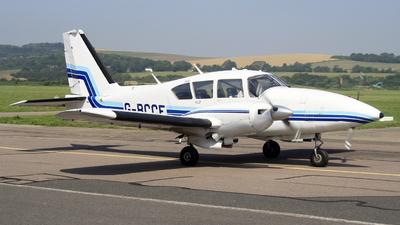 G-BCCE - Piper PA-23-250 Aztec E - Private
