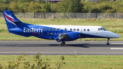 A picture of GMAJL - BAe Jetstream 41 - Eastern Airways - © Andrew McCarron