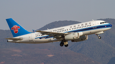 B-6407 - Airbus A319-132 - China Southern Airlines
