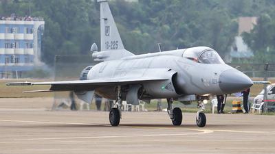 16-225 - Chengdu JF-17 Thunder - Pakistan - Air Force