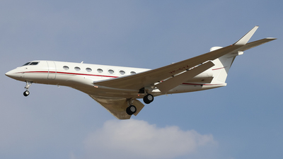 VP-CYZ - Gulfstream G650ER - Private