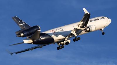 D-ALCC - McDonnell Douglas MD-11(F) - Lufthansa Cargo
