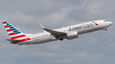 A picture of N945NN - Boeing 737823 - American Airlines - © Mark Lawrence