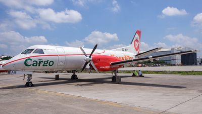 S2-AIF - Saab 340A(F) - Easy Fly Express