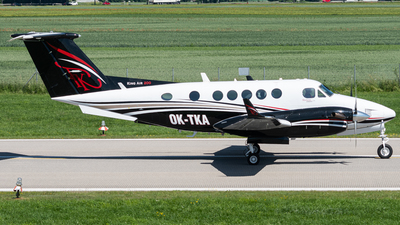 OK-TKA - Beechcraft 200 Super King Air - Private