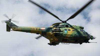 56 - IAR-330L Puma SOCAT - Romania - Air Force