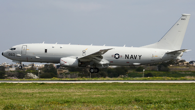 168860 - Boeing P-8A Poseidon - United States - US Navy (USN)