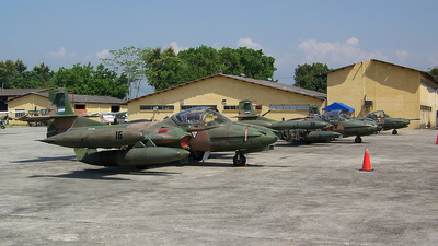 FAH-1016 - Cessna A-37B Dragonfly - Honduras - Air Force