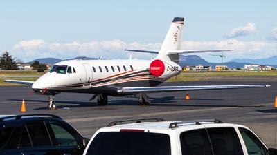 C-GSOE - Cessna 680 Citation Sovereign - Sunwest Aviation