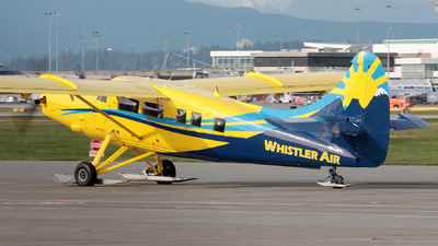 C-GEND - De Havilland Canada DHC-3T Vazar Turbine Otter - Whistler Air