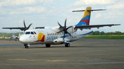 HK-5129 - ATR 42-600 - Satena