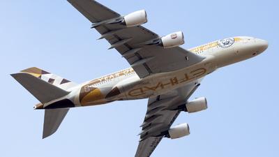 A6-APH - Airbus A380-861 - Etihad Airways
