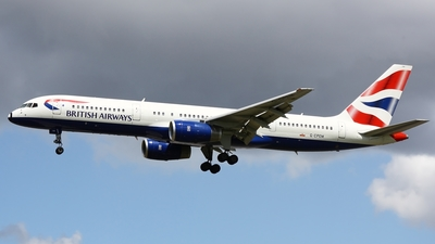 G-CPEM - Boeing 757-236 - British Airways