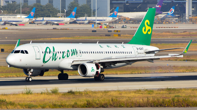 A picture of B8247 - Airbus A320214 - Spring Airlines - © nibiru