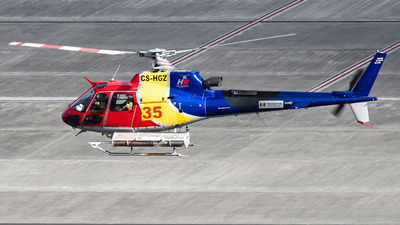 CS-HGZ - Aérospatiale AS 350B3 Ecureuil - HeliBravo