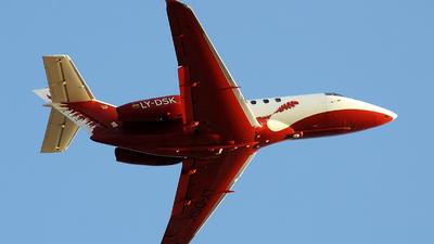 LY-DSK - Raytheon Hawker 850XP - Aurela