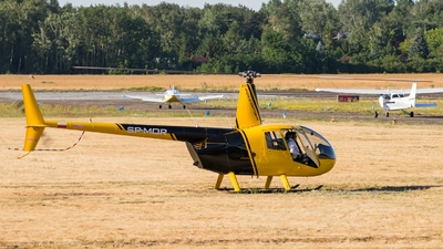 SP-MOR - Robinson R44 Raven II - Private