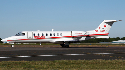 A picture of TCRSC - Leaerjet 45 - [45432] - © Terry Wade