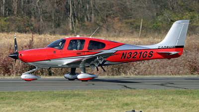 N321GS - Cirrus SR22T-GTS G5 Carbon - Private