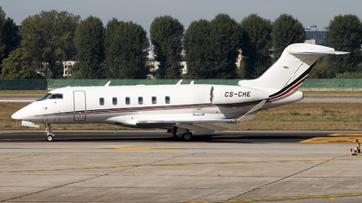 CS-CHE - Bombardier BD-100-1A10 Challenger 350 - NetJets Europe