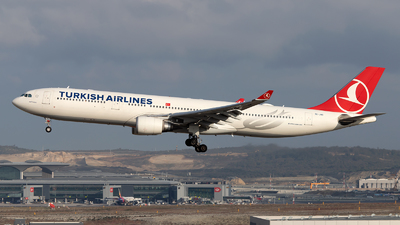 TC-JNS - Airbus A330-303 - Turkish Airlines