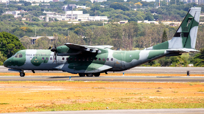 FAB2806 - CASA C-105A Amazonas - Brazil - Air Force